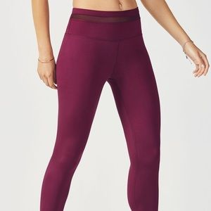 Fabletics High Rise Powerhold Statement 7/8